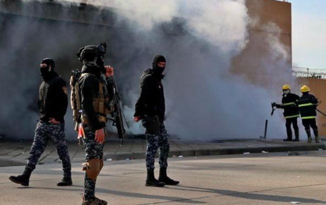 Посольство США в Іраку обстріляли ракетами