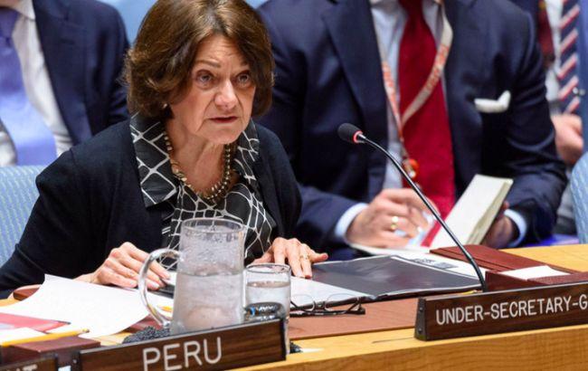 В ООН назвали число гражданских, пострадавших за год от военных действий на Донбассе