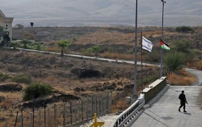 Израиль попросил Иорданию обсудить сделку по приграничным территориям
