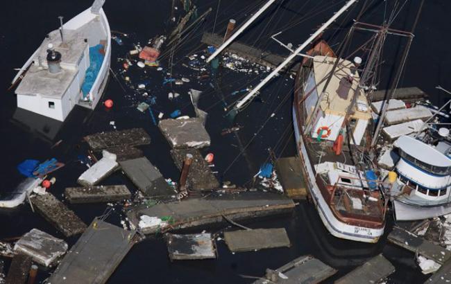 Біля берегів Індонезії стався цунамі, є жертви
