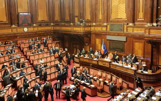 Сенат Италии поддержал антимиграционный указ