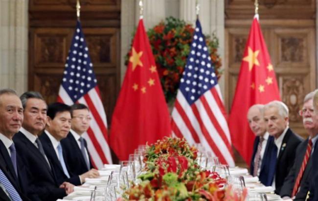 У Китаї назвали метою переговорів з США скасування всіх мит