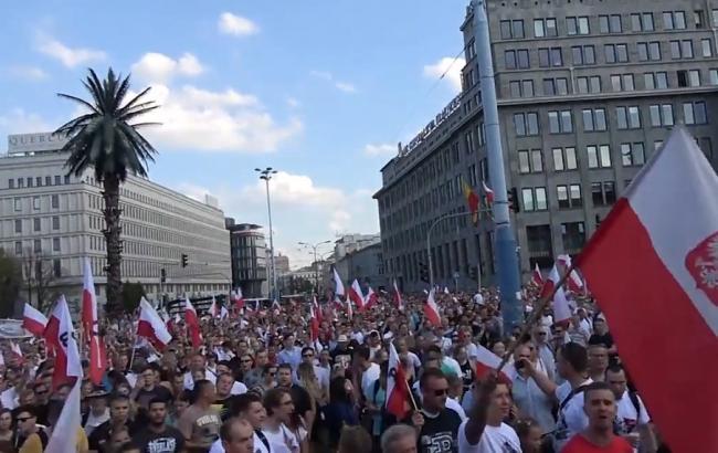 Польські радикали готують провокації під виглядом українських націоналістів