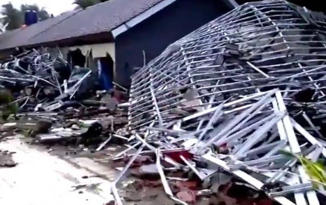 Цунамі в Індонезії: кількість жертв зросла до 43