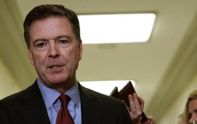 Екс-директор ФБР дав свідчення в закритому режимі