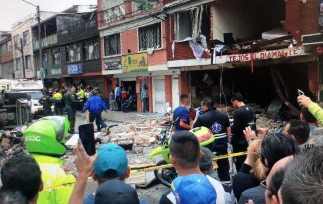 В Колумбии из-за взрыва пороха в здании погибли 4 человека