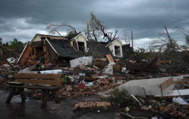 Число жертв торнадо в США возросло