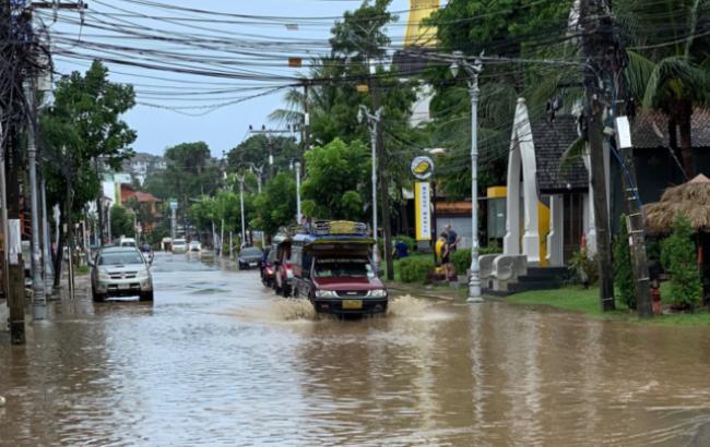 В Таиланде утих ураган, есть погибший