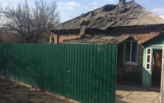 В Луганській області бойовики обстріляли селище