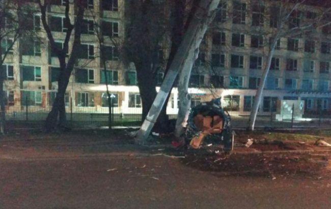В Одесі в результаті ДТП загинуло 2 людини