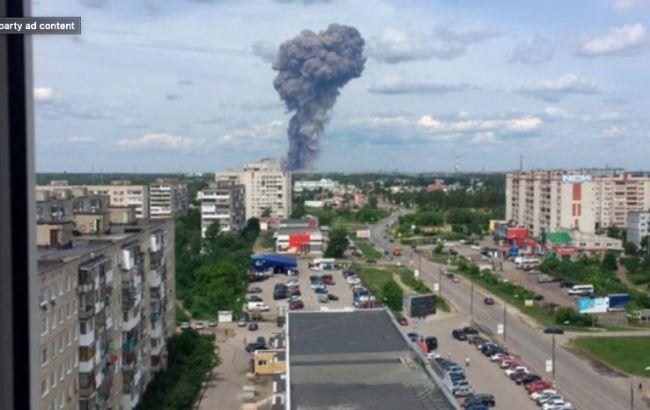У Росії стався вибух на тротиловому заводі, є постраждалі