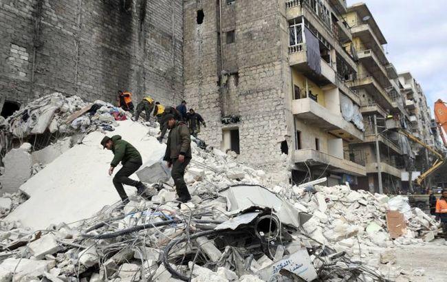 У Сирії обрушився житловий будинок, загинули понад 10 осіб