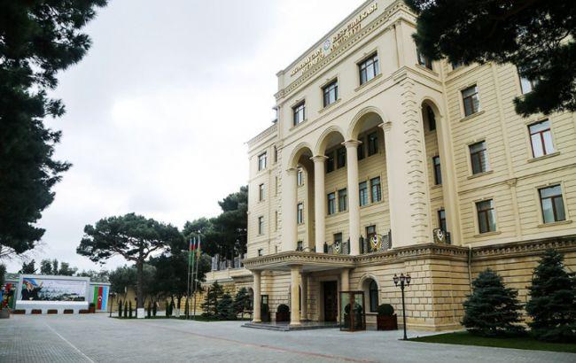 В Азербайджане в воинской части произошел взрыв, есть жертвы