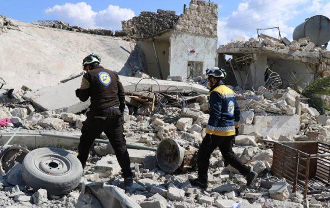 В Сирии напали на центр гражданской обороны, есть погибший