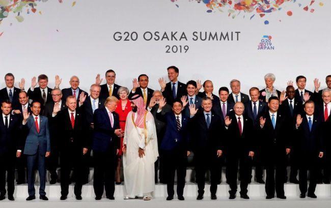 Мировой кризис: страны G20 вложат 5 трлн долларов в мировую экономику