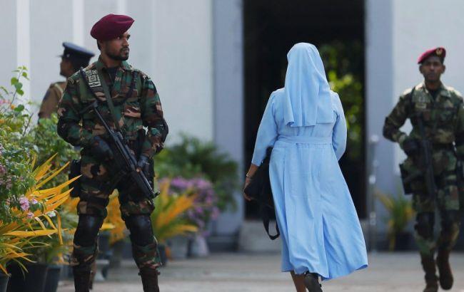 На Шрі-Ланці вперше після терактів католицькі церкви провели недільні служби