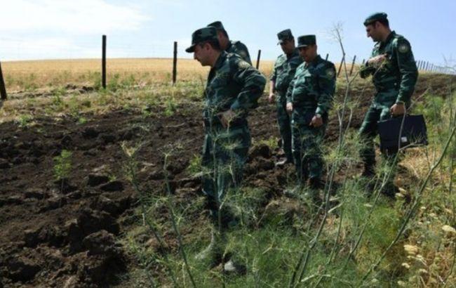 На границе Азербайджана в перестрелке с нарушителями погиб пограничник