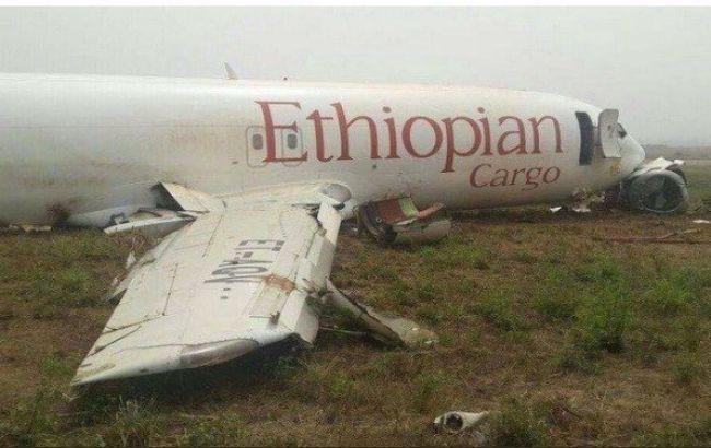 При катастрофі літака в Ефіопії загинуло 12 співробітників ООН, - AFP