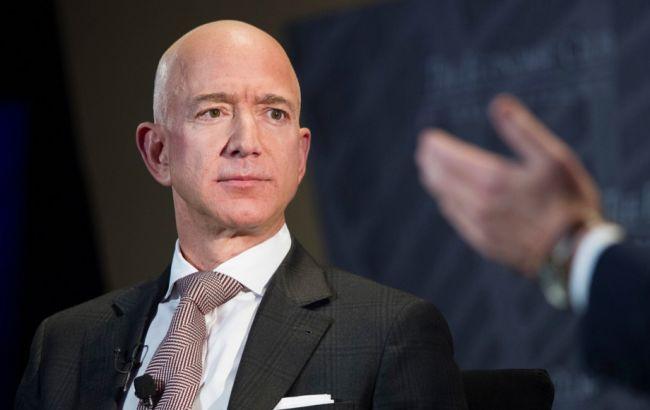 Саудовская Араваия прослушивала телефон гендиректора Amazon