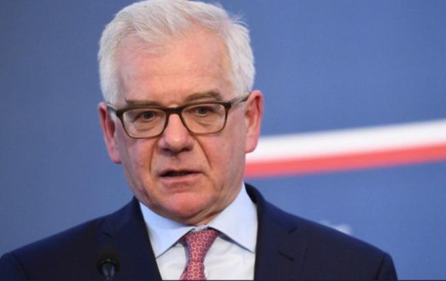 """Польща пропонує персональні санкції за """"вибори"""" в ОРДЛО"""