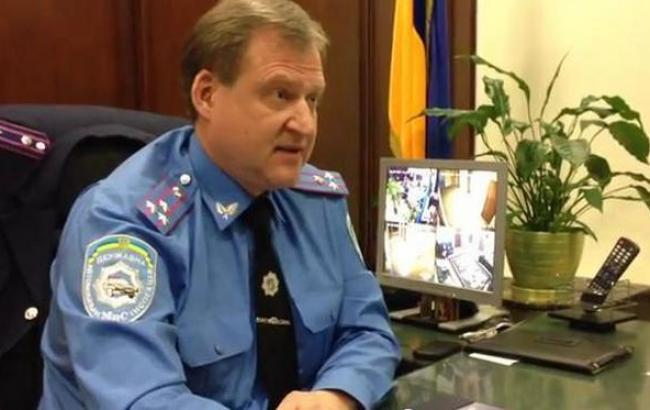 Фото: экс-начальнику киевской Госавтоинспекции Анатолию Куринному объявлено о подозрении
