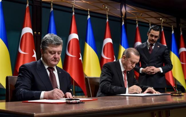 Україна і Туреччина домовилися про співпрацю для деокупації Криму