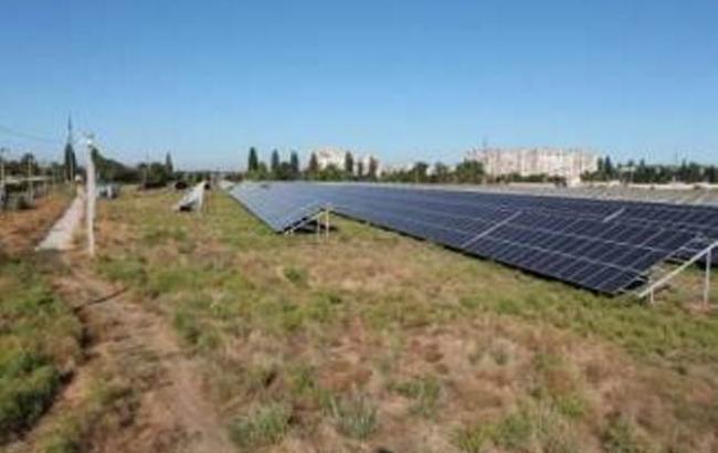 Фото: новая СЭС появится в Херсонской области