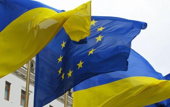 Практически 60% жителей поддерживают вступление Украины вЕС,— опрос