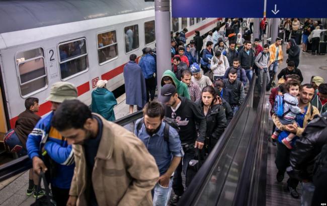 Фото: в Германии рассказали, сколько беженцев готовы принять в этом году