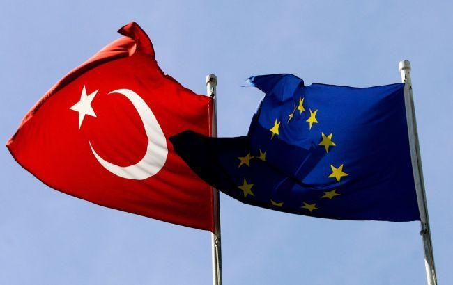 Фото:  вопрос вступления Турции в ЕС не в приоритете