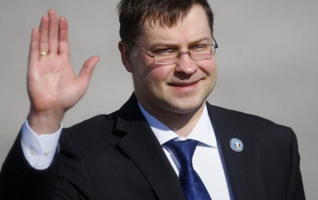 В Еврокомиссии подтвердили возможность получения Украиной 600 млн евро от ЕС до конца 2016