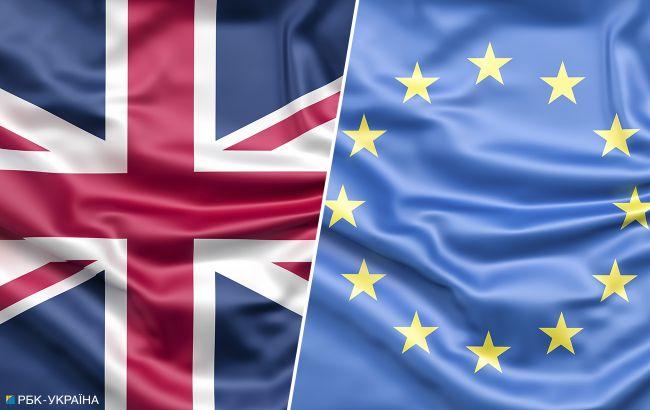Опубликован текст торговой сделки ЕС и Британии. В документе более тысячи страниц