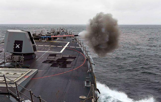 """Голова ВМС США закликав Вашингтон """"першими завдати удару"""" по Росії та Китаю"""