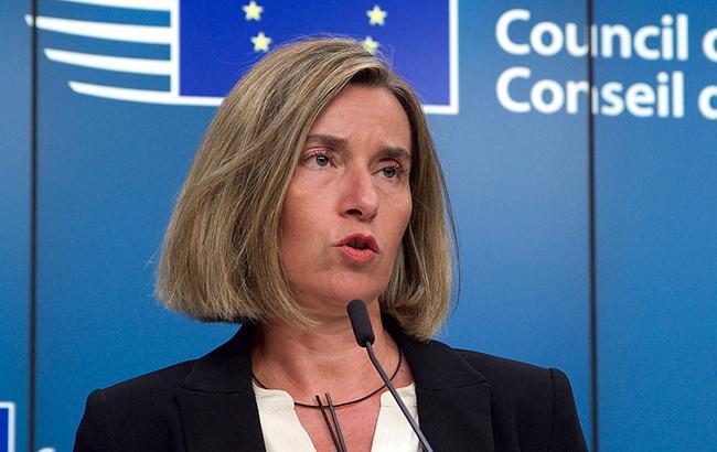 Могеріні заявила про спільні інтереси Європи і США у протистоянні Росії