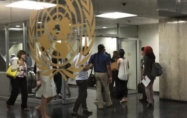 Неменее 150 служащих и гостей штаб-квартиры ООН эвакуированы из-за возгорания