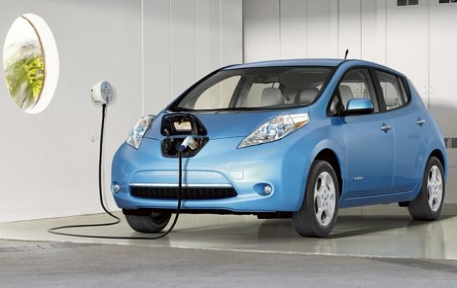 Украинские министры пересядут на электромобили
