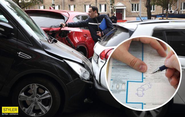 Как оформить ДТП по европротоколу без присутствия полиции: подробная инструкция