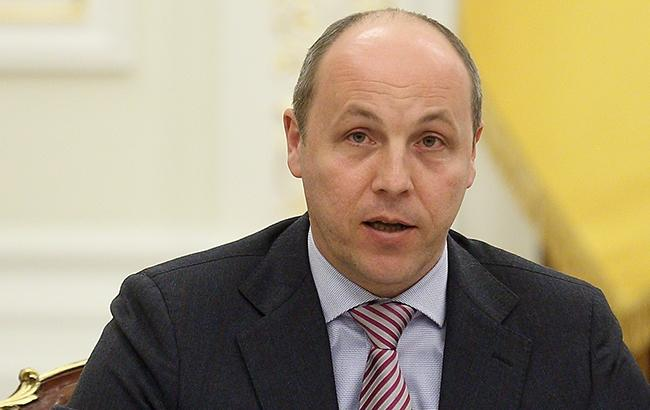 Вместо визового режима с Россией парламент с подачи спикера проблил мораторий на продажу земли