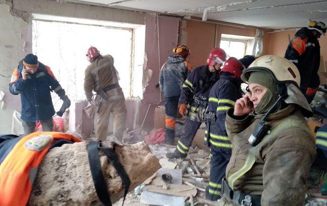 Вибух у Фастові: з-під завалів дістали тіла 2 людей