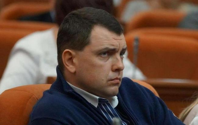 Фото: депутат Днепровского горсовета Сергей Суханов (facebook.com/Сергей Суханов)