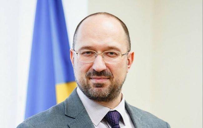 Шмигаль хоче відновити постачання води в Крим