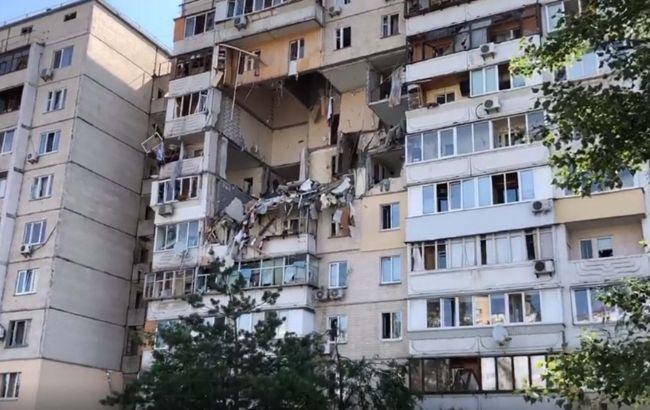 """Вибух будинку на Позняках: п'ятьом посадовцям """"Київгазу"""" повідомили про підозру"""