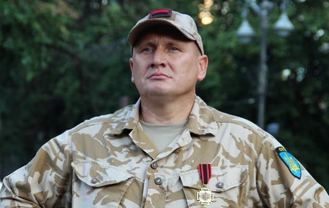 """Суд розпочав розгляд по суті справи командира батальйону """"ОУН"""" Коханівського"""