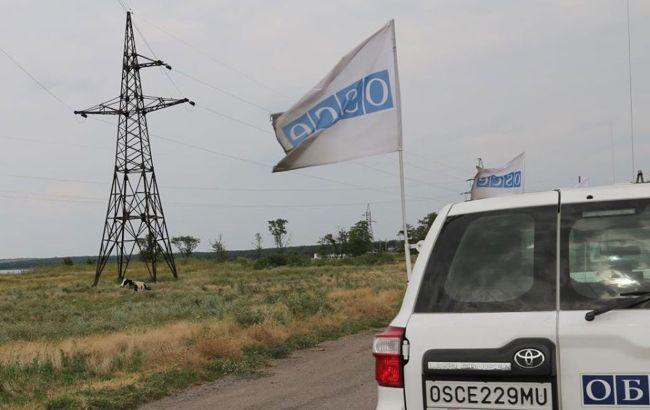 ОБСЄ заявила про зменшення обстрілів на Донбасі