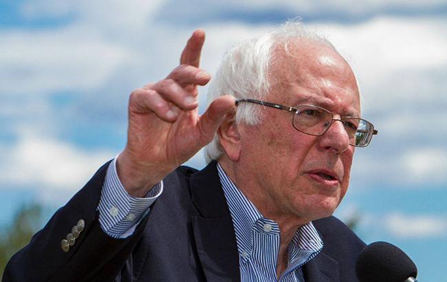 Сім'ю екс-кандидата в президенти США Сандерса звинувачують у шахрайстві