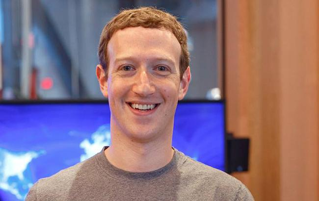 Фото: засновник Facebook Марк Цукерберг (facebook.com/zuck)