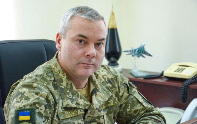 Наєв розповів, які варіанти наступу на Україну розглядають у ЗСУ