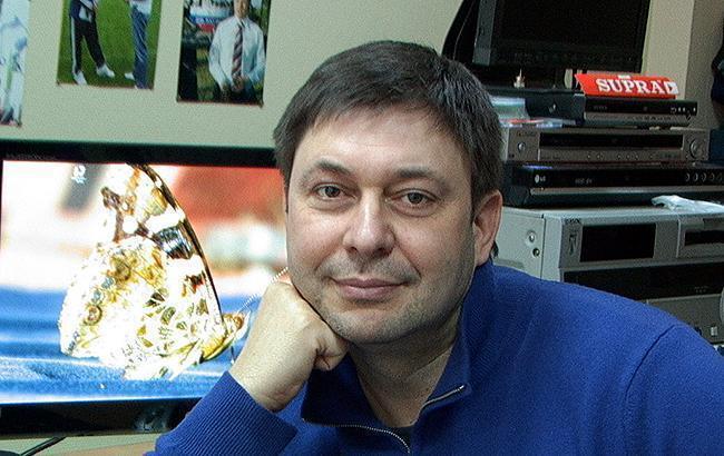 СКвозбудил дело онезаконном задержании редактора РИА «Новости-Украина» вКиеве