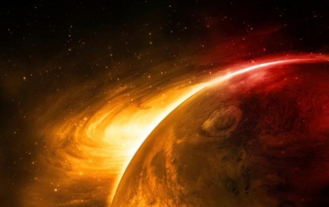 Фото: В NASA узнали, почему на Марсе изменилась атмосфера (DataCube.TV)