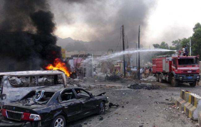 Фото: теракт в Ємені (Reuters)